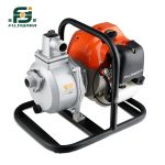 1.25KW 90# Two Strokes Agriculture Self-priming Pump Irrigation Pump <b>Garden</b> Maintenance One-cylinder Gasoline Pump 15m Lift Head