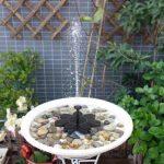 7V Solar Water <b>Fountain</b> <b>Garden</b> <b>Fountain</b> Pump Artificial Outdoor <b>Fountain</b> For Home Family <b>Garden</b> Park Decoration Watering Kits