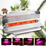 50W LED Grow Light Full Spectrum for <b>Hydroponic</b> Indoor Garden or Indoor Potted Landscape <b>Gardening</b> Suppli AC185-265V Waterproof