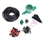 Irrigation Automatic watering Kit Set Drip Irrigation <b>Garden</b> Watering <b>Water</b> Cooling Moisturizer <b>Garden</b> Hose Plants Watering Fit