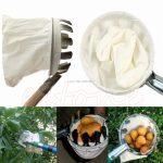 Useful <b>Fruit</b> Picker Apple Orange Peach Pear Practical <b>Garden</b> Picking Tool Bag Picking device Sammelnvorrichtung -B119