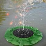 Solar Water <b>Fountain</b> Pump for <b>Garden</b> Pool Pond Watering <b>Fountain</b> <b>Garden</b> Artificial Family <b>Garden</b> Park Decoration Drop Shipping